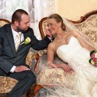 Romantická svatba