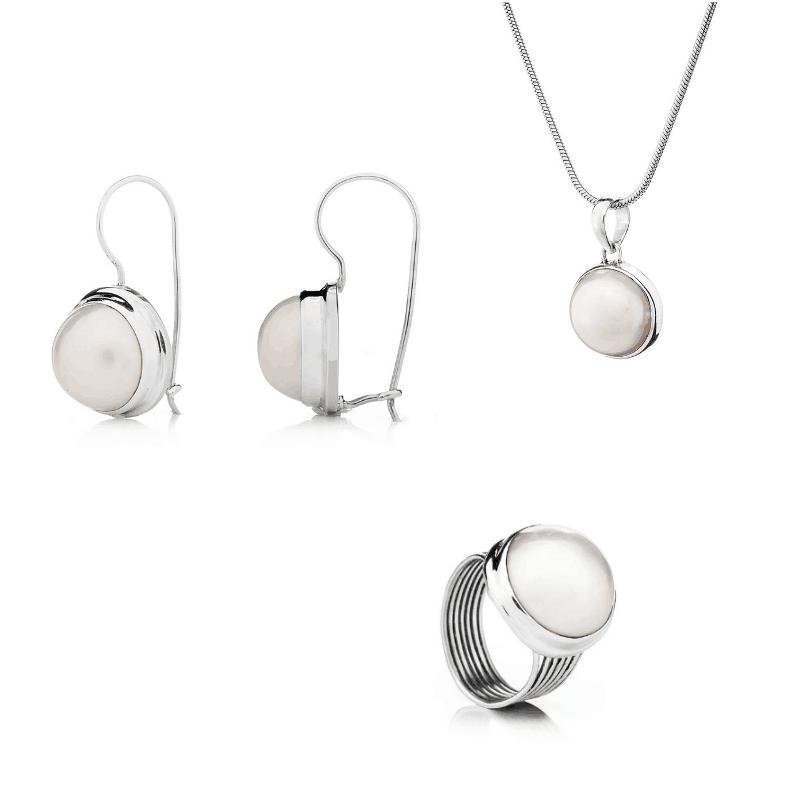 Perlový set šperků
