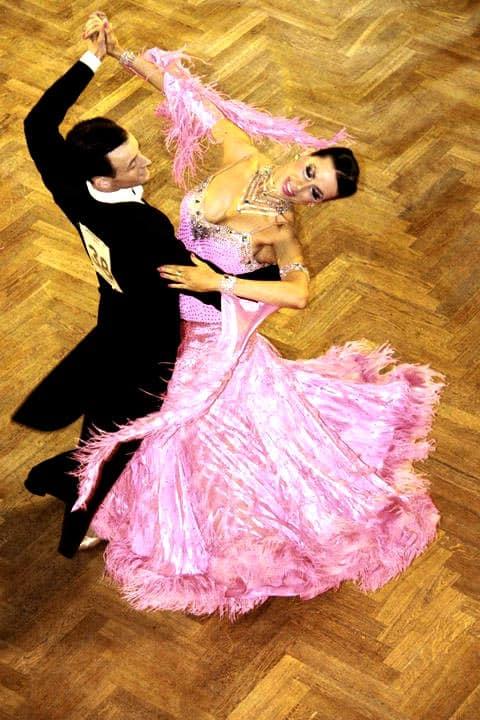 Taneční show