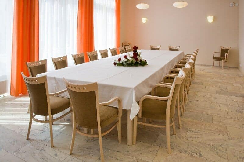 Spa Resort Sanssouci - salonek