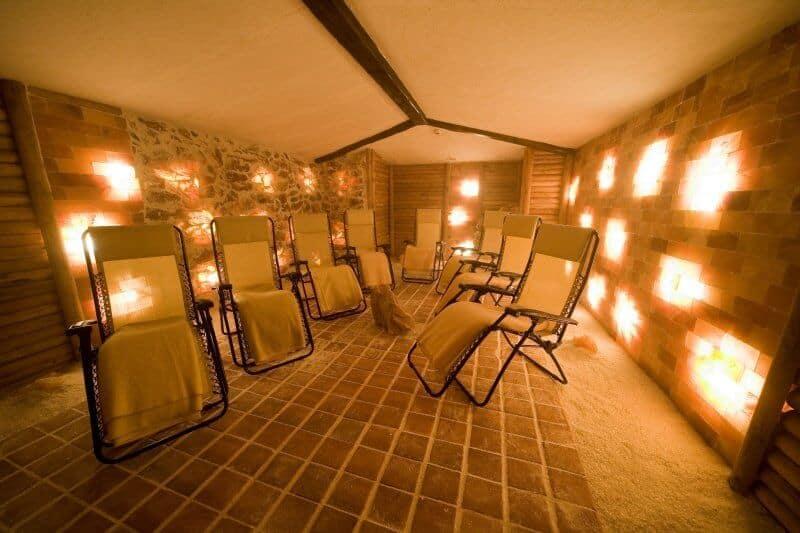 Spa Resort Sanssouci - solná jeskyně