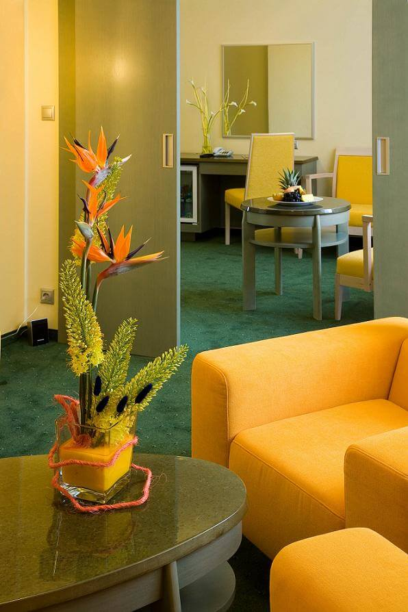 Spa Resort Sanssouci - ubytování 2