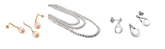 Svatební doplňky s perlami