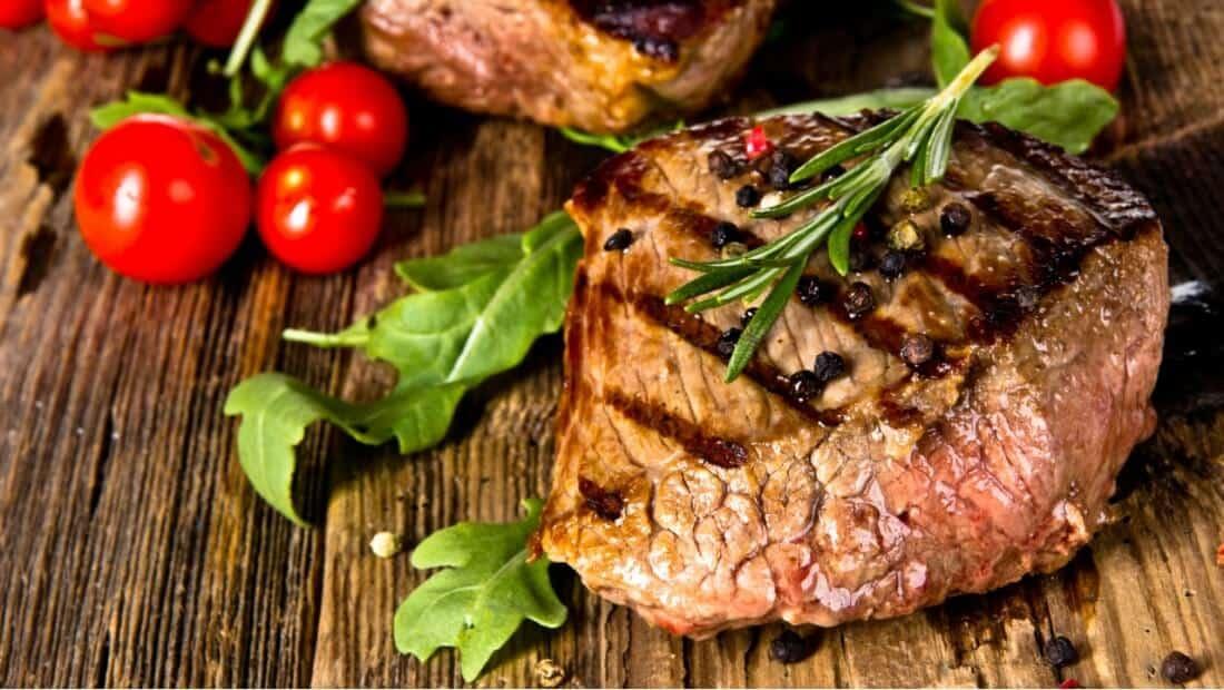 Rozlučky.com - Steak detail