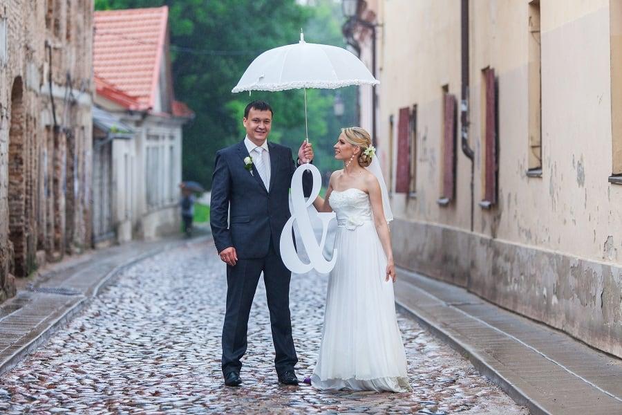 Svatba na Praze 3