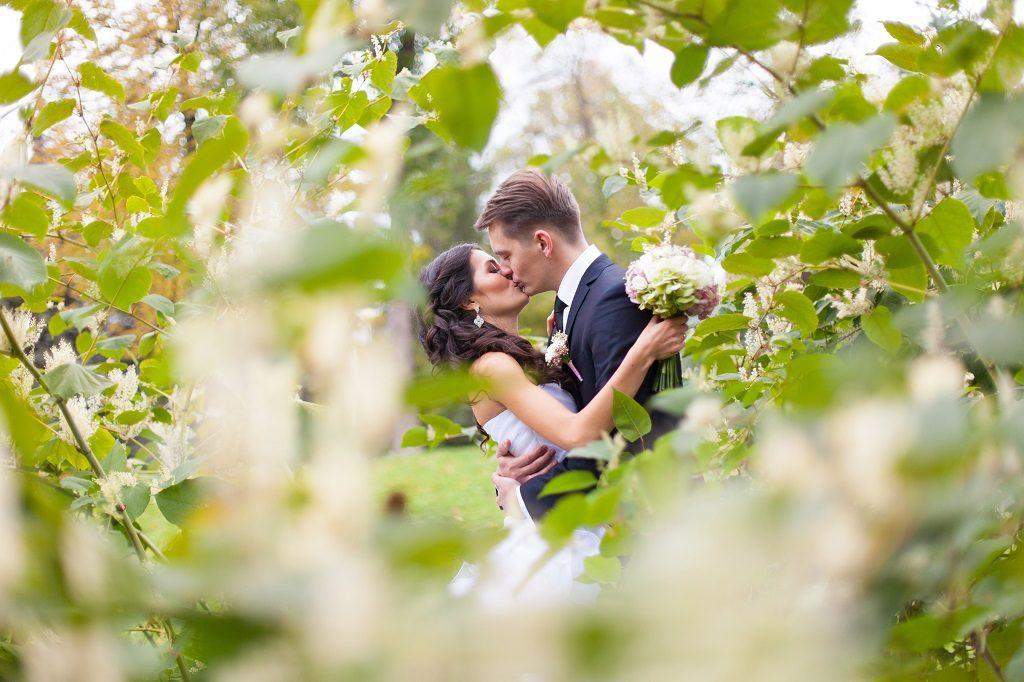 Svatba v Karlovarském kraji