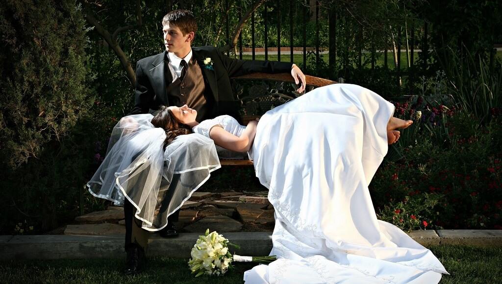Svatba ve stromovce