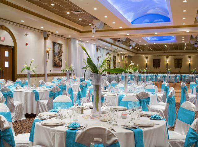 Svatební potahy Svatební potahy na židle 2