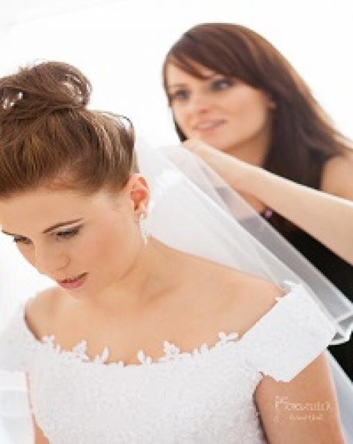 Svatební image ze salonu Simply Beautiful 2