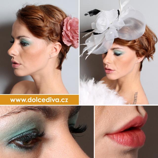 Svatební líčení Dolce Diva 3