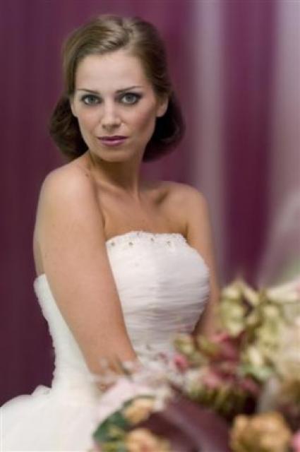 Svatební líčení a účes ze studia ProBeauty 1