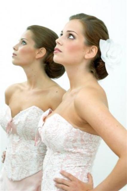 Svatební líčení a účes ze studia ProBeauty 3