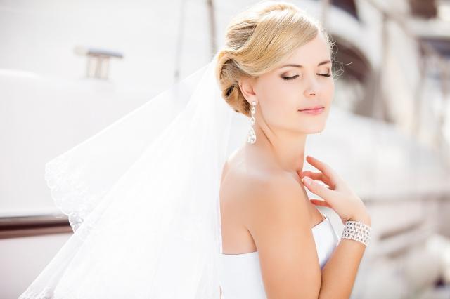 Svatební účes 10