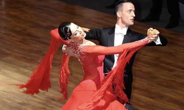 Tanec pro všechny tanečníci 1