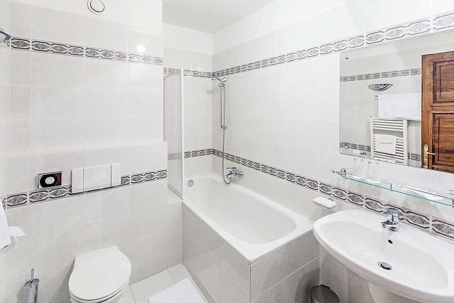 Villa Voyta - koupelna