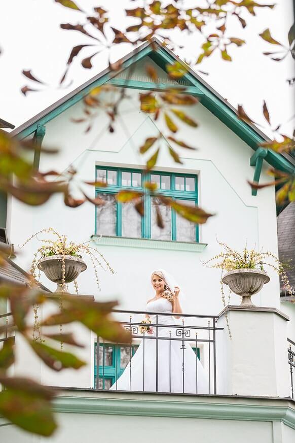 Villa Voyta - nevěsta na bakóně