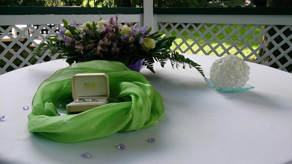 Villa Voyta - snubní prsteny