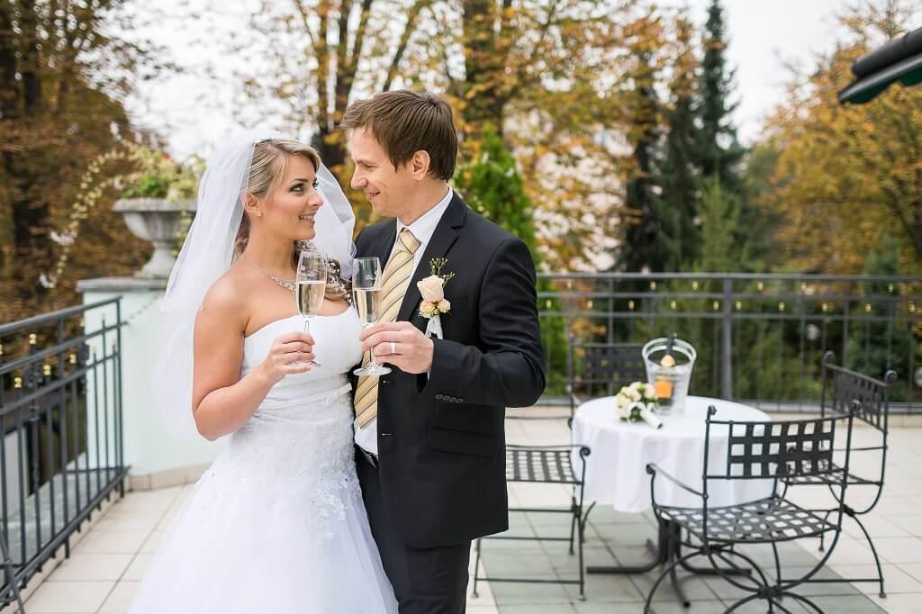 Villa Voyta - svatba