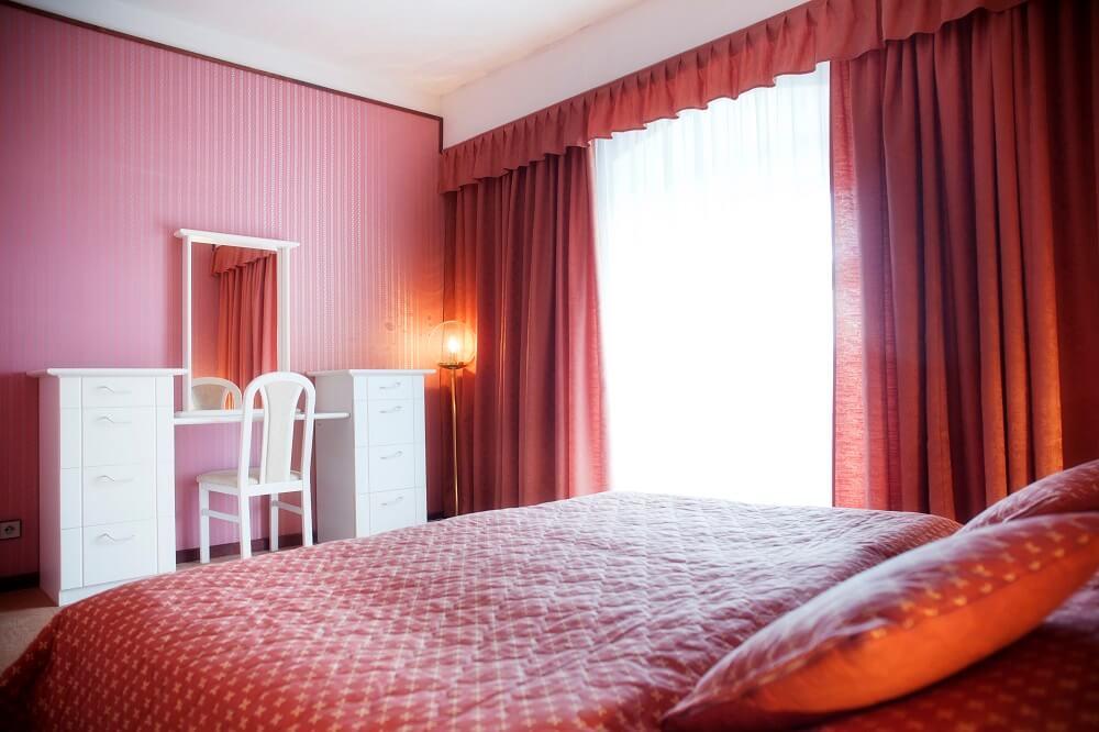 Zámecký hotel Třešť - ubytování