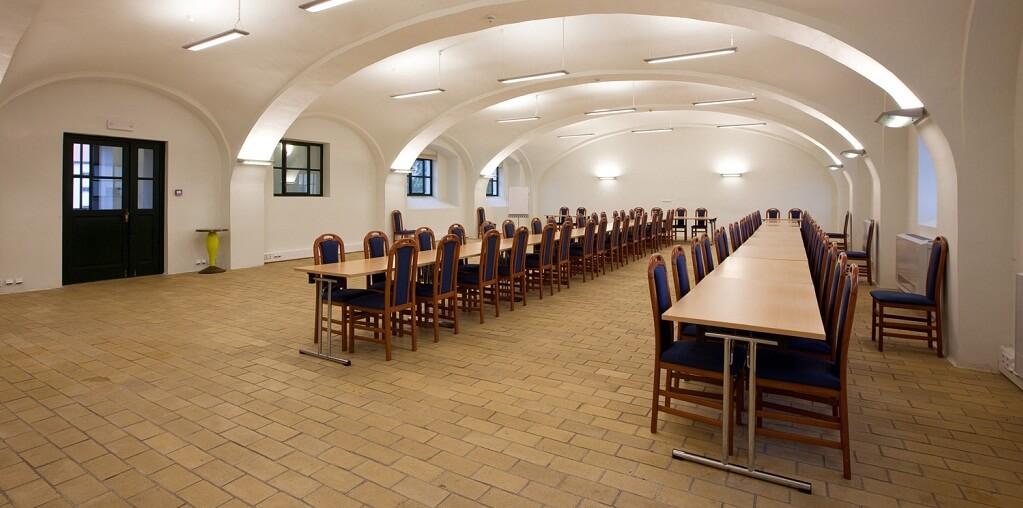 Zámek Ctěnice - konferenční sál