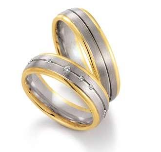 Zlatnictví Řehák-Karnas - snubní prsteny kov