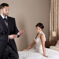 Svatební oblek