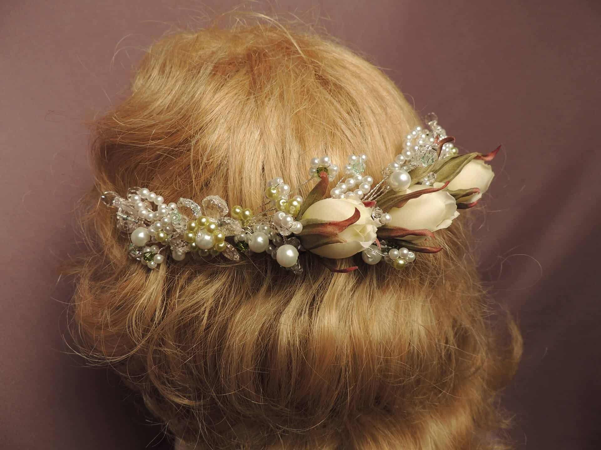Dekorace do vlasů