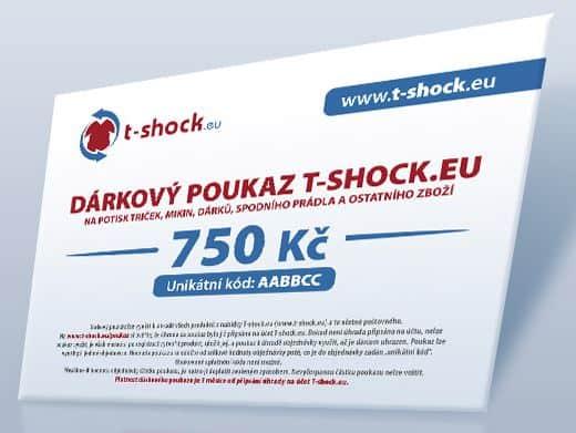 tshock-poukaz