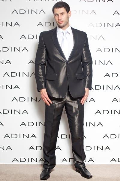 Pánský oblek Slim