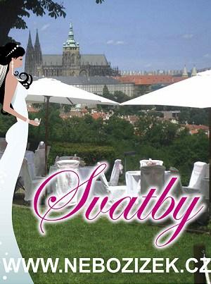 Svatby na Nebozízku