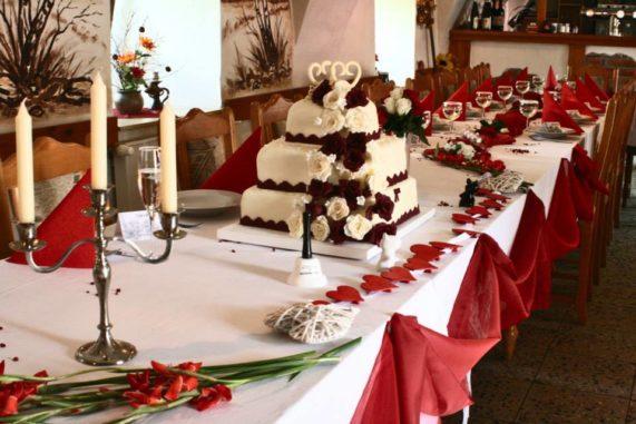 Svatební hostina - Statek Ratzka
