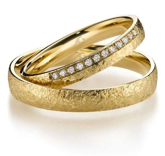 Řehák Karnas snubní prsteny zlato