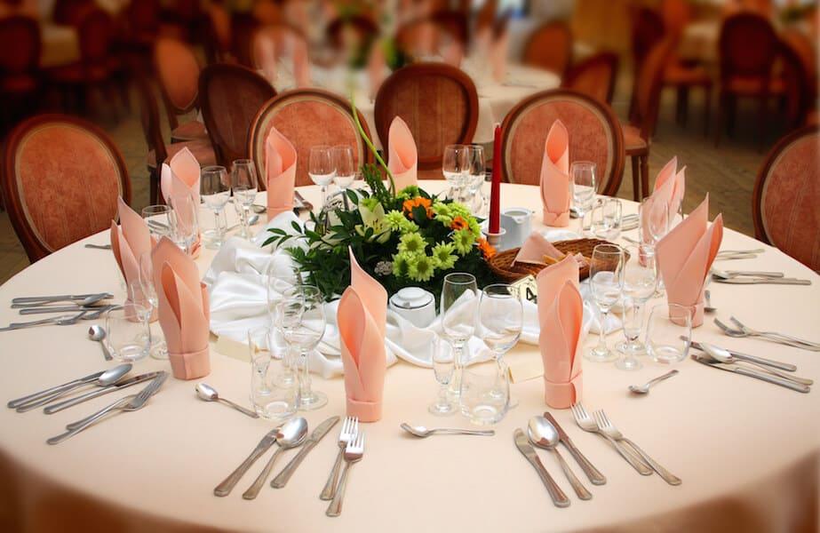 Svatební hostina náhled