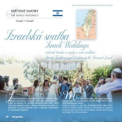 Izraelská svatba