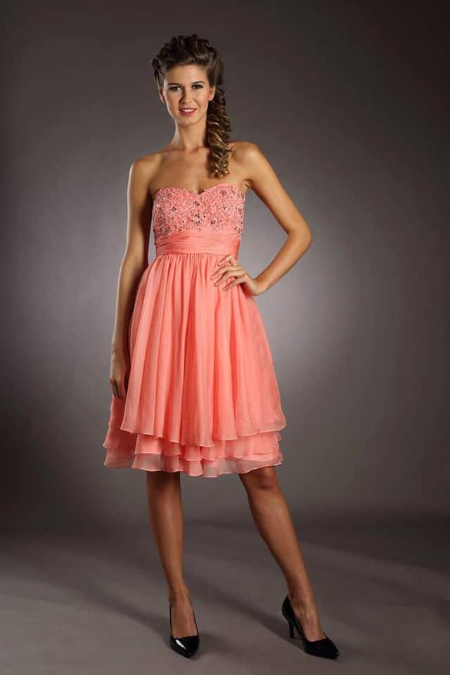 Společenské šaty Sharon style