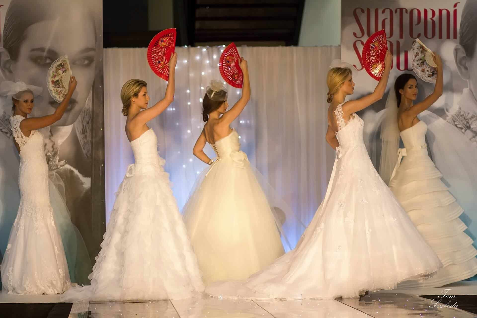 Svatební SHOW Brno přehlídka