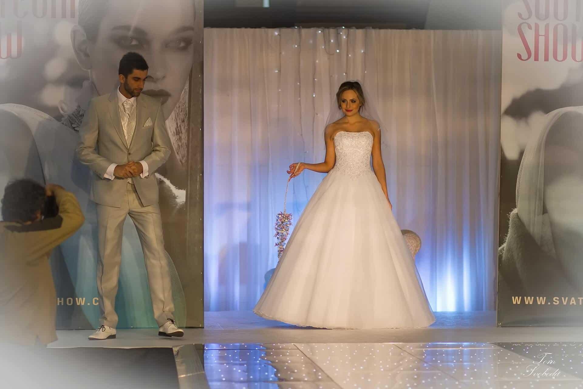 Svatební SHOW Brno nevěsta