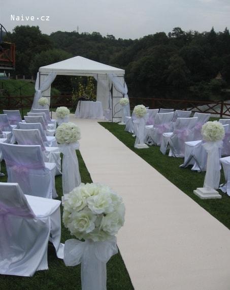 Svatební altán Agentura Naive
