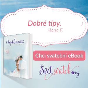 Svatební eBook 8 kapitol, jak naplánovat skvělou svatbu