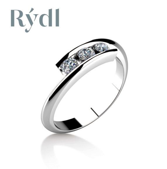 Zásnubní prsten Rýdl 023