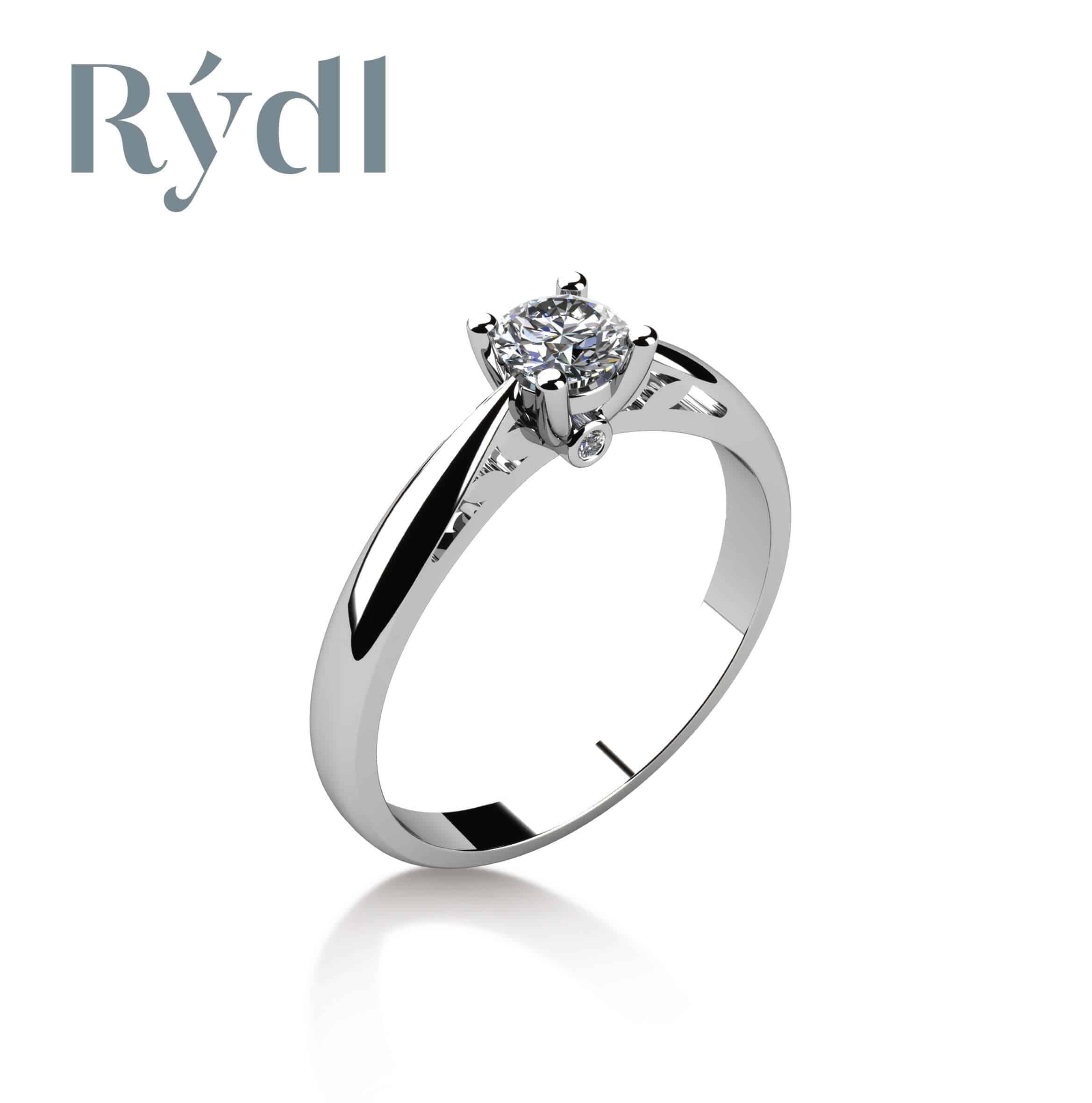 Zásnubní prsten Rýdl 037