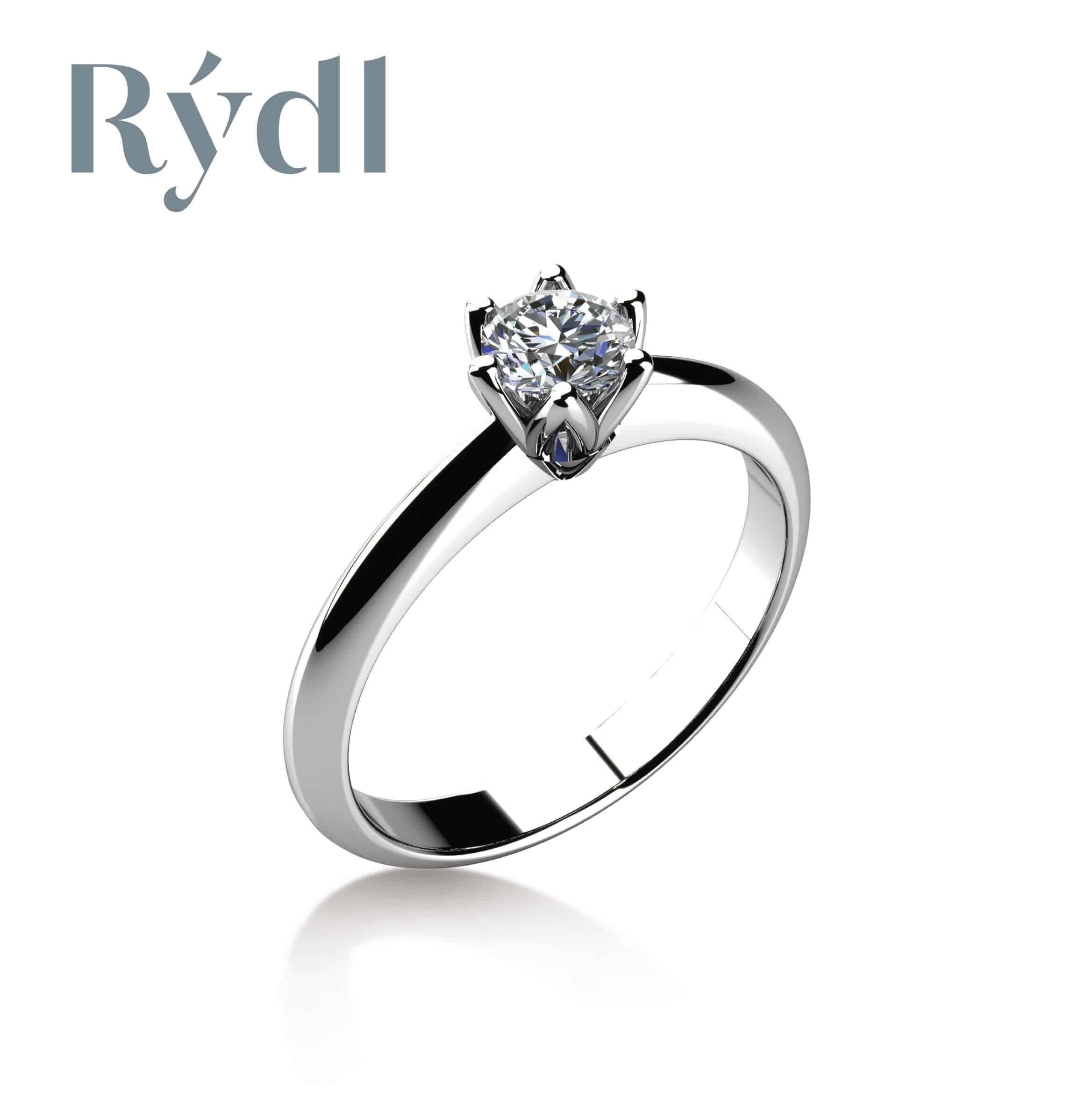 Zásnubní prsten Rýdl 057