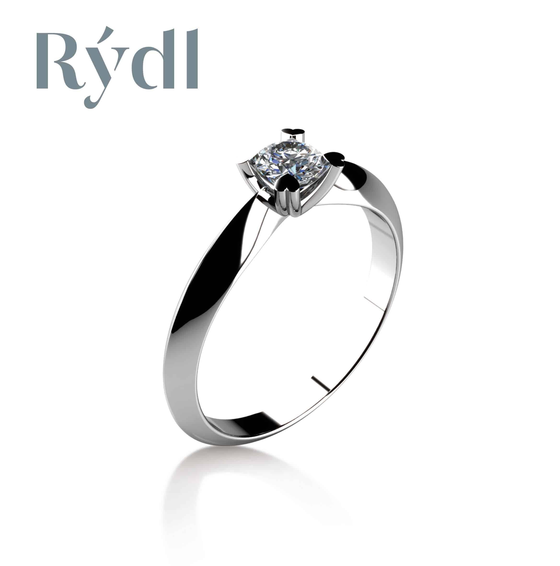 Zásnubní prsten Rýdl 070