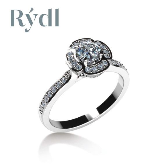 Zásnubní prsten Rýdl 073