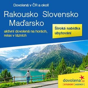 Svatební cesta po Čechách, na Moravě, v Rakousku, na Slovensku, v Maďarsku