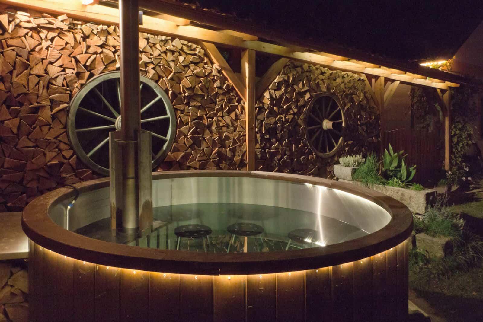 Penzion Kamínek bazének