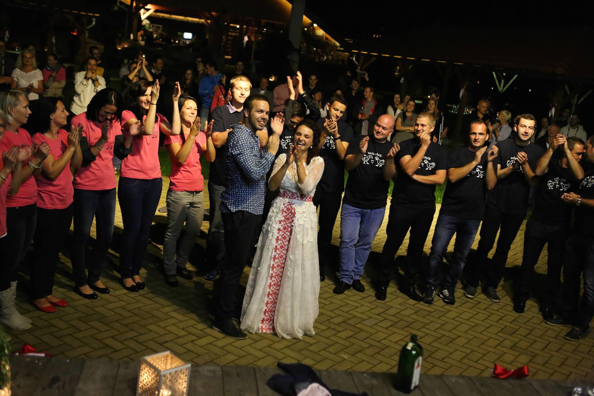 Penzion Kamínek večerní zábava