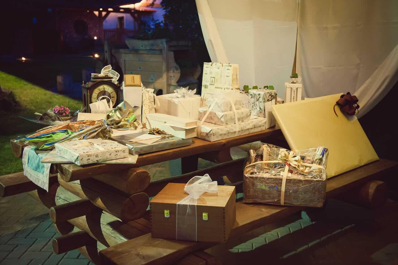 Penzion Kamínek svatební dary