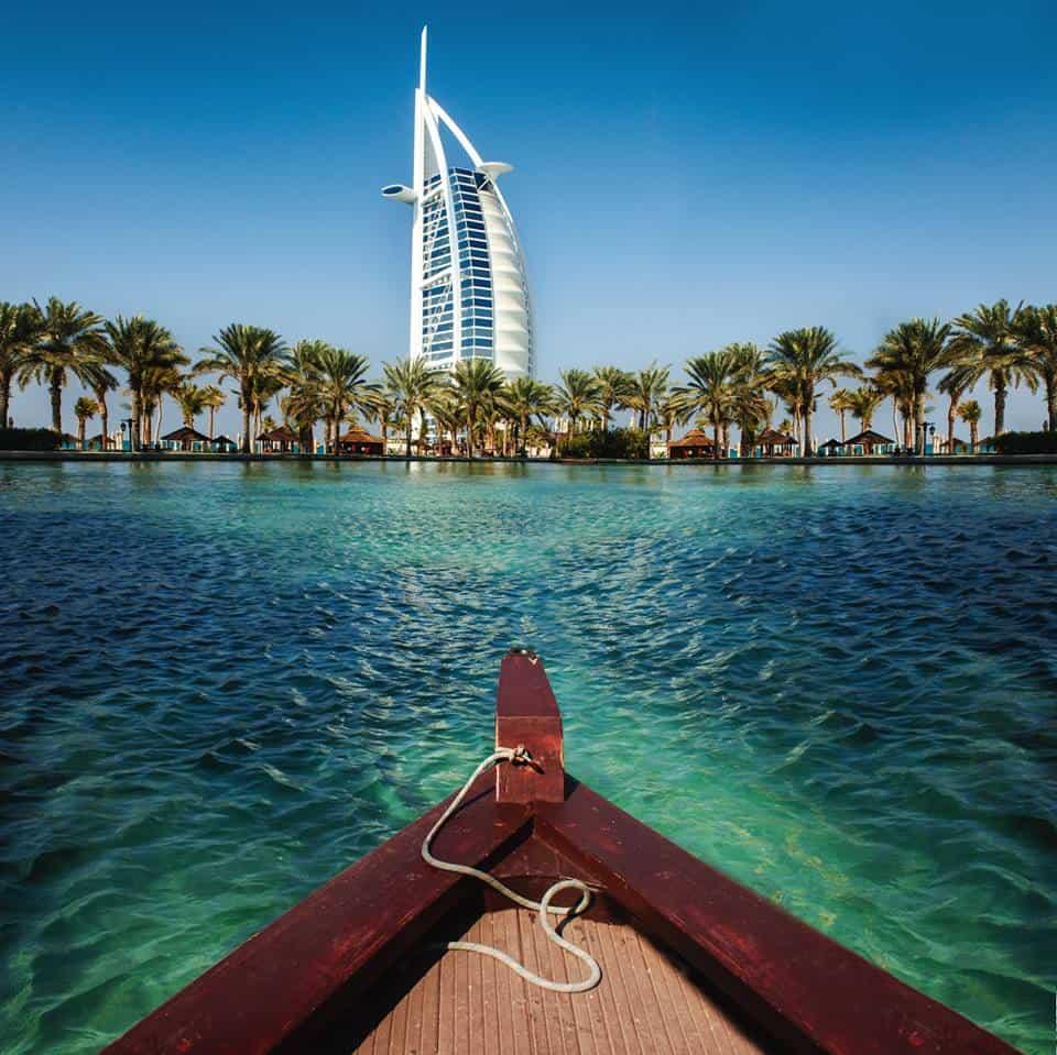 Svatba Dubaj