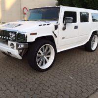 Svatební Hummer